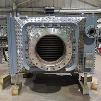 Wind Tunnel Flow Cooler 1