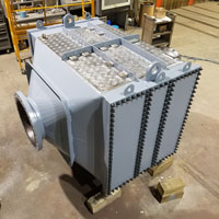 Wind Tunnel Flow Cooler 2